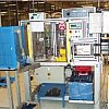 Plateau Tournant, bouterolage à froid, contrôle étanchéité et débit, marquage à chaud, gestion quantième et code à barre