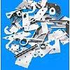 Osborn produit vos pièces d'usure sur mesure en acier comportant 11 à 14% de manganèse.Nous proposons des pièces de form
